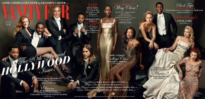 Vanity Fair Hollywood Issue 2014