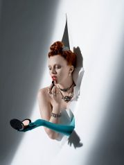 Karen Elson by Tim Walker
