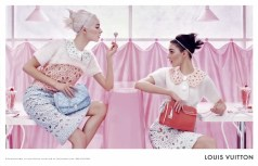 Louis Vuitton Spring 2012 Meisel ad 1