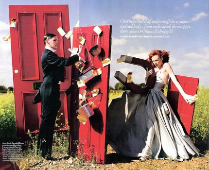 Tim Walker, Vogue UK December, 2008