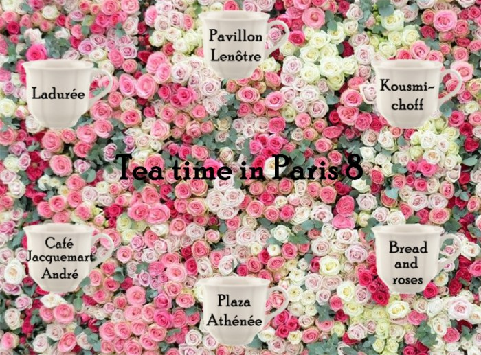 Tea time paris 8...