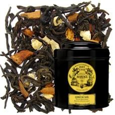 Esprit de Noel by Mariage Frères : perfumed black tea (mandarin, cinnamon, orange, almond and vanilla)