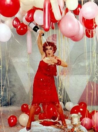 Marilyne Monroe as Clara Bow