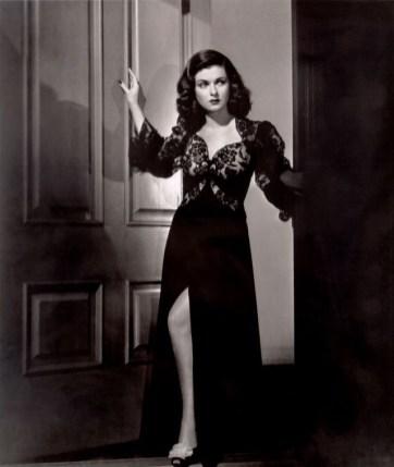Joan Bennett in Scarlet street, 1945