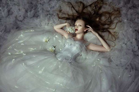 Bridal Zhang Jingna