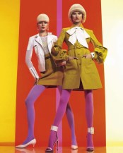 """""""A La Mod"""" in How to Spend It Magazine March 2013 by Andrew Yee"""