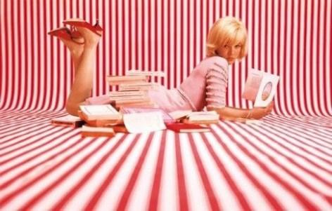 Sylvie Vartan by Jean Marie Perrier