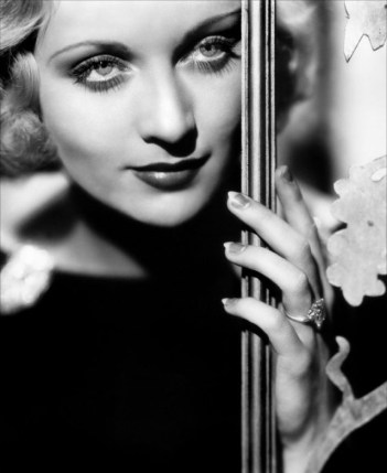 Carole Lombard by Edward Steichen