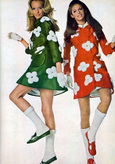 Courrèges, 1960s