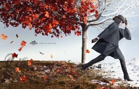 Fall 2012 Hermès ad