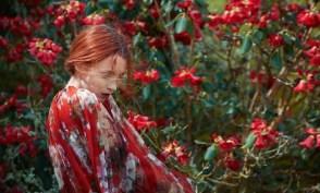 Audrey Marnay by Erik Madigan Heck