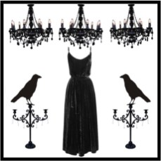 A gothic evening