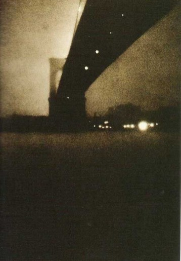 Brooklyn bridge, New York city, 1903