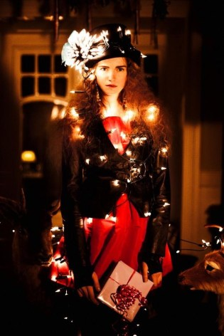 Vanity Fair Italy Christmas