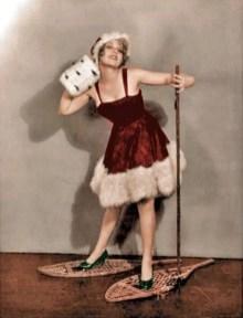 Bessie Love Christmas