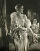 Model Lee Miller wearing Jay Thorpe, Vogue September 1928