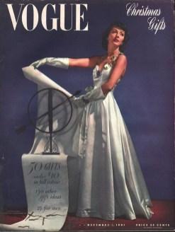 Vogue December 1941
