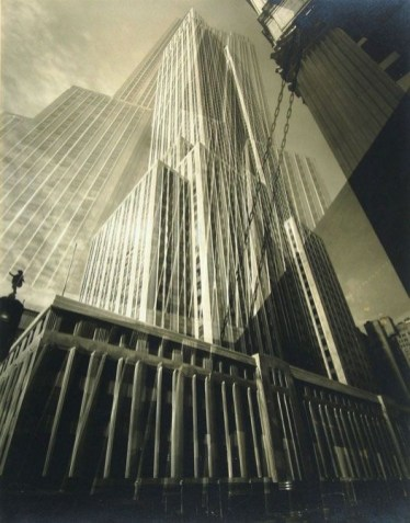 New York City, The Empire State Building 1932