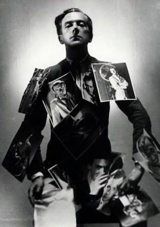 Photographer Cecil Beaton 1937