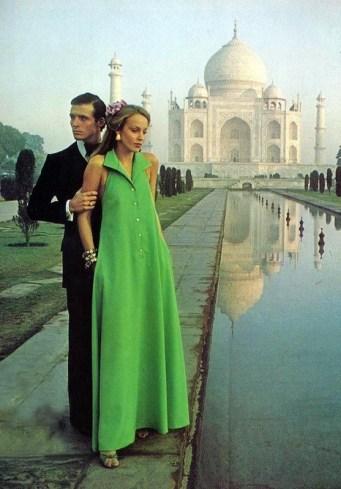 Jerry Hall by Steve Horn 1975