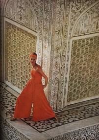 Veruschka by Henry Clarke 1968