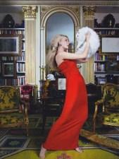 Carolina Trentini for Harper's Bazaar Brazil