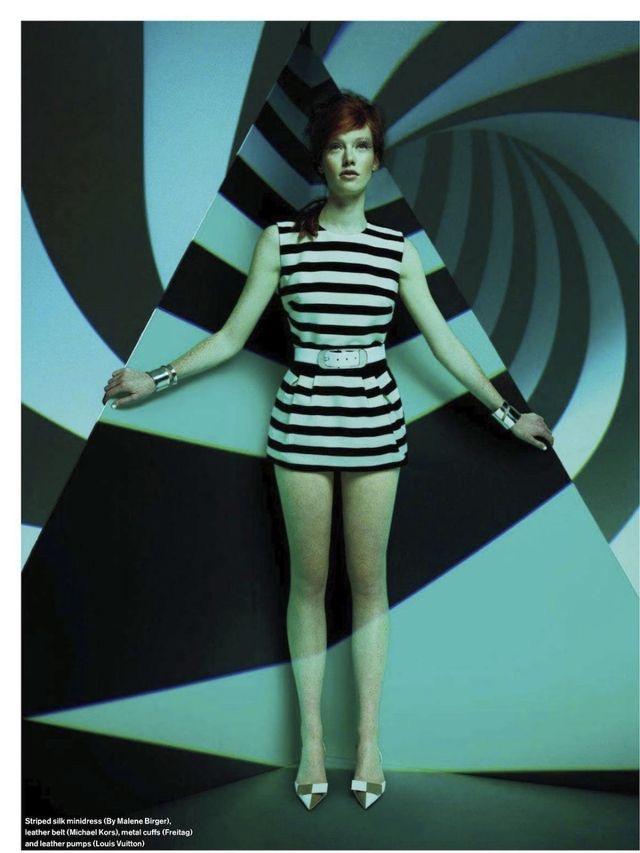Neil Mota for Elle Canada March 2013