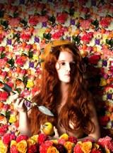 Venus Verticordia inspired photoshoot