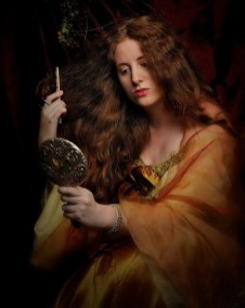 Rossetti lady lilith editorial