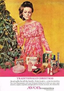 Avedon 1960s ad