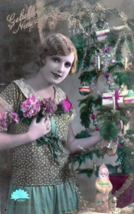 1920s Christmas