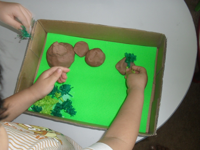 Land Formations and Water Formations Diorama (2/5)