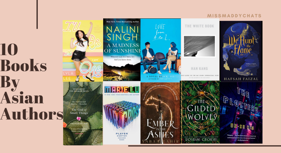0 books by asian authors, diverse reads, asian heritage and pacific islands month, books to read by authors of colour, ficion, romance, contemporary, historical fiction, fantasy, goodreads, book blogger