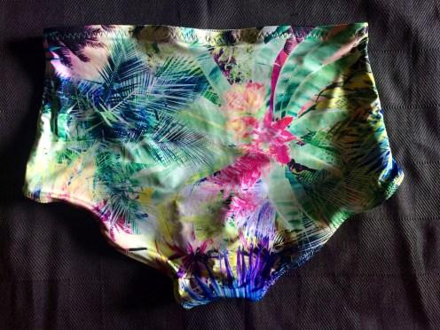 Jungle Summer Bikini Bottoms