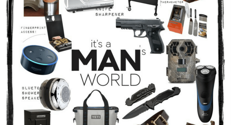 Men's Gift Ideas 2017