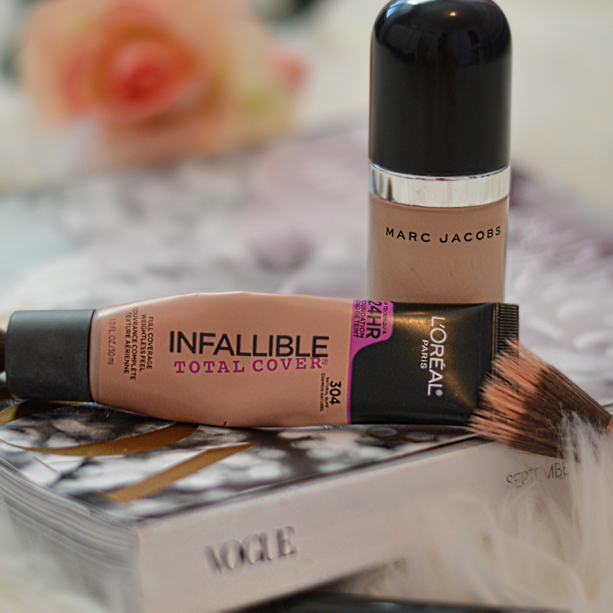 Georgia Life and Style Blogger Miss Magnolia Soul reviews best full coverage foundation for dark spots