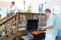 My Brother, Charles - Grillmaster