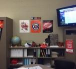My sporty classroom