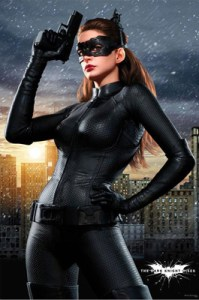 "Anne Hathaway as Catwoman in ""The Dark Knight Rises"""