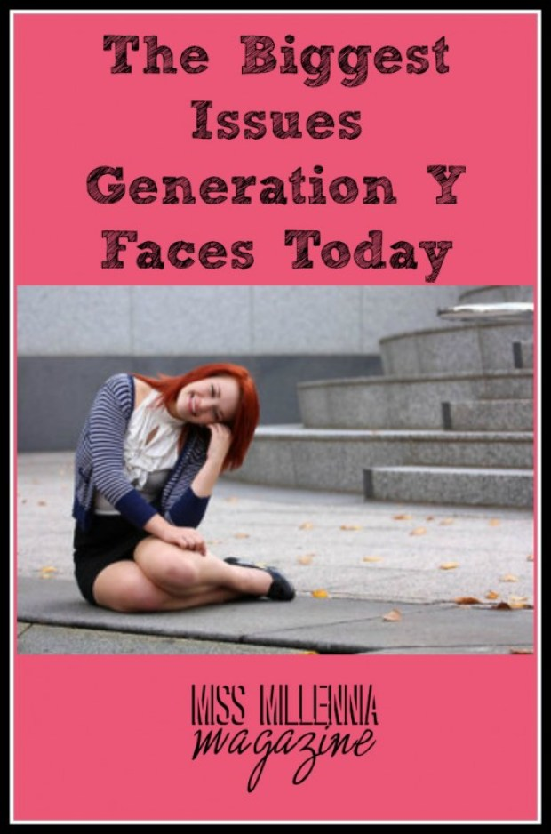 The Biggest Issues Generation Y Faces Today