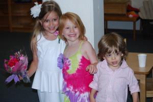 Jacquie's Children: Chloe, Reece & Brody