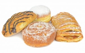 sugar, pastries