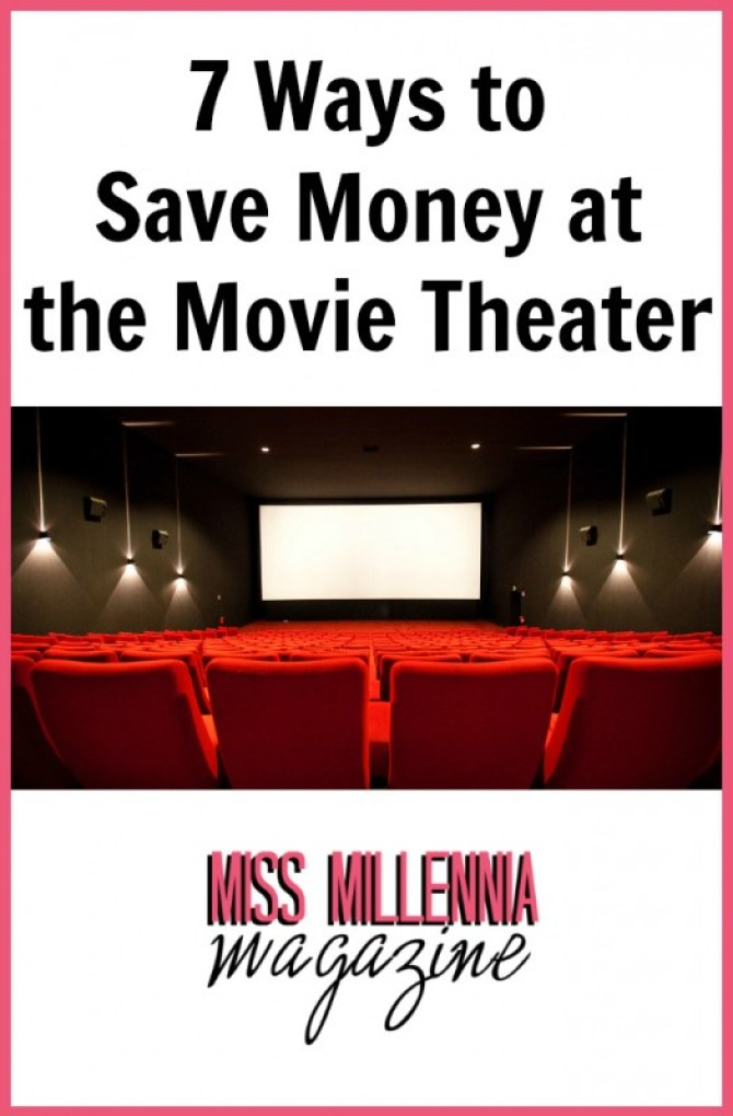 7 Ways to Save Money at the Movie Theater