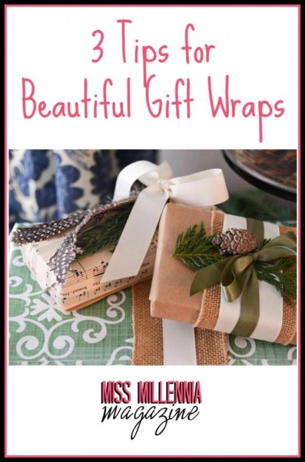 Beautiful Gift Wraps