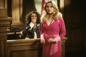 legally blonde scene