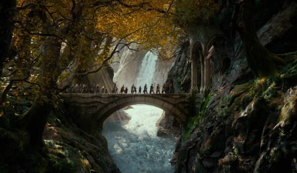 "Movie Review for ""The Hobbit: The Desolation of Smaug"""