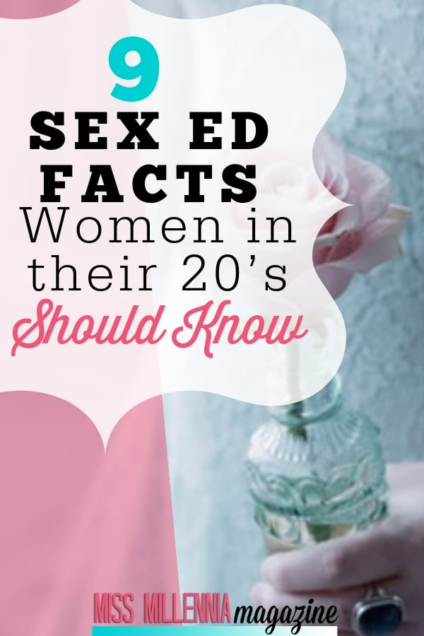 There's so much to learn with sex ed as it pertains to women. What are important things we should know, and what don't we know enough about?
