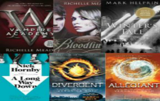 6 Book Adaptations to Expect on the Big Screen in 2014