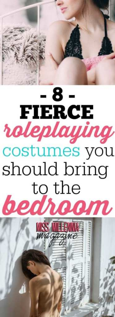 If you're trying to add a little spice in the bedroom, try a little game called roleplaying with these 8 fierce roleplaying costumes!