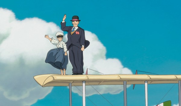 Movie Review for The Wind Rises